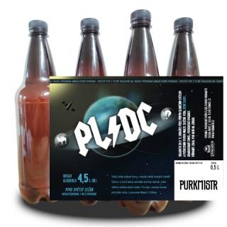 Purkmistr PL/DC 11° (1l PET)