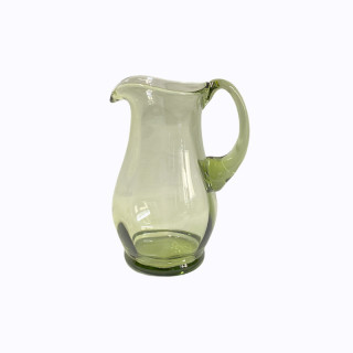 Green Beer Pitcher for 2 beers