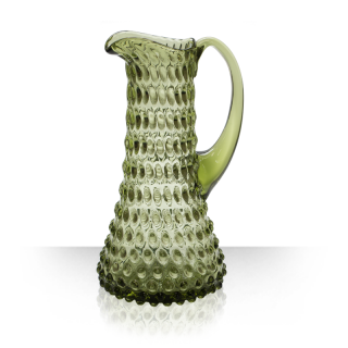 Green Beer Pitcher for 2 beers green