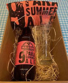 Beer gift set - MALEŠOV PaKa