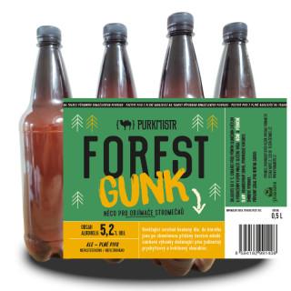 American Ale Forest Gunk 13° (1l PET)
