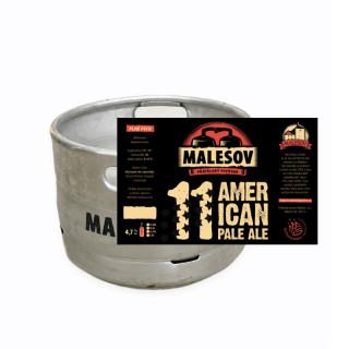 American Pale Ale 11° (15, 30, 50 keg)