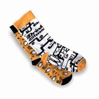 Barevné ponožky MIX