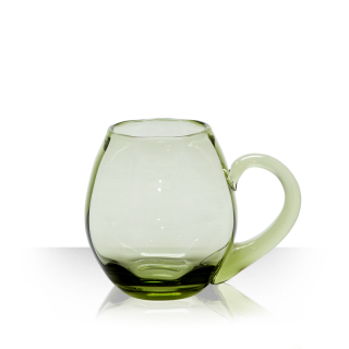 Chubby, Green Beer Glass 0.3 l