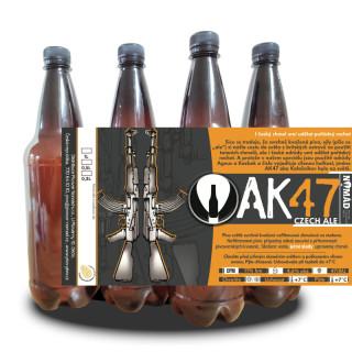 AK 47 11° (1,0 l PET)