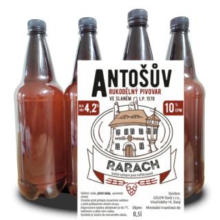 Lager Rarach 10° (1l PET)