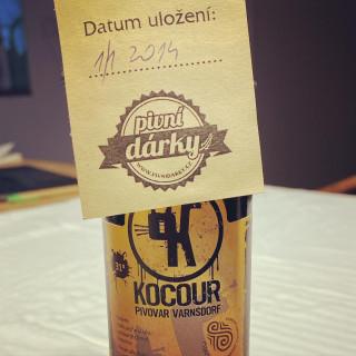 Archivní pivo K31 (0,2l sklo)