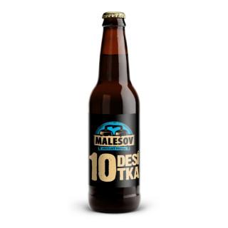Desítka (Friendly Brewery Malešov, 0,33 l)