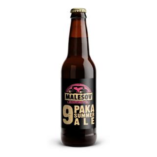 Paka Ale (Friendly Brewery Malešov, 0,33 l)