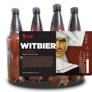 Witbier 13 (1,0 l PET)